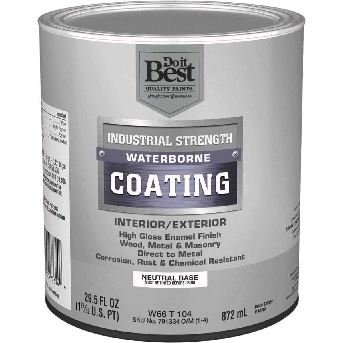GLS NEUTRAL BS LTX PAINT - W66T00104-44 by Do it Best
