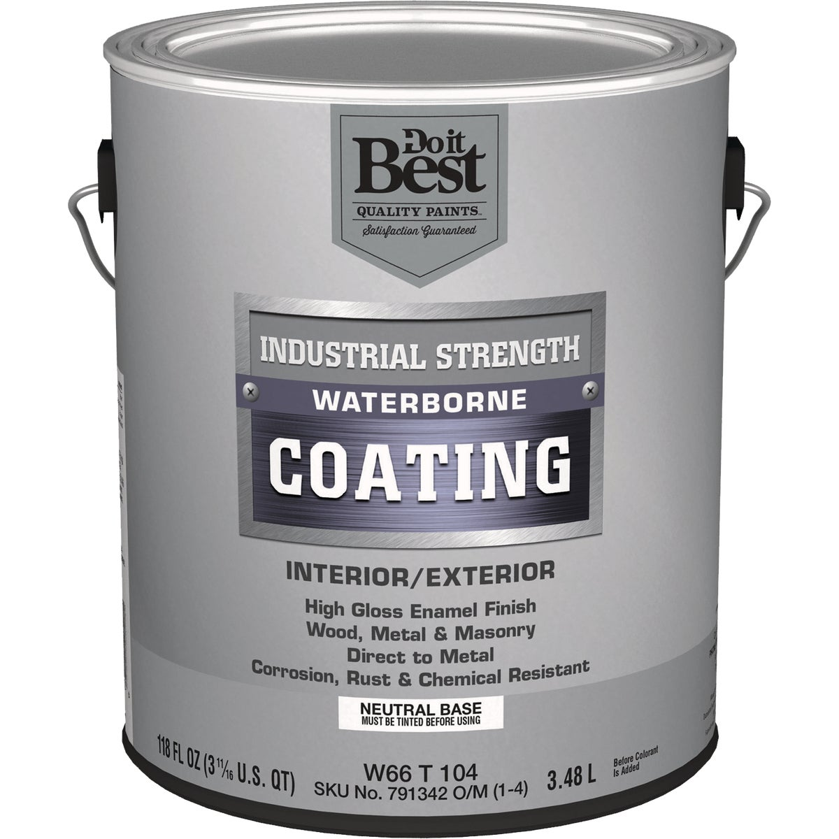 GLS NEUTRAL BS LTX PAINT - W66T00104-16 by Do it Best