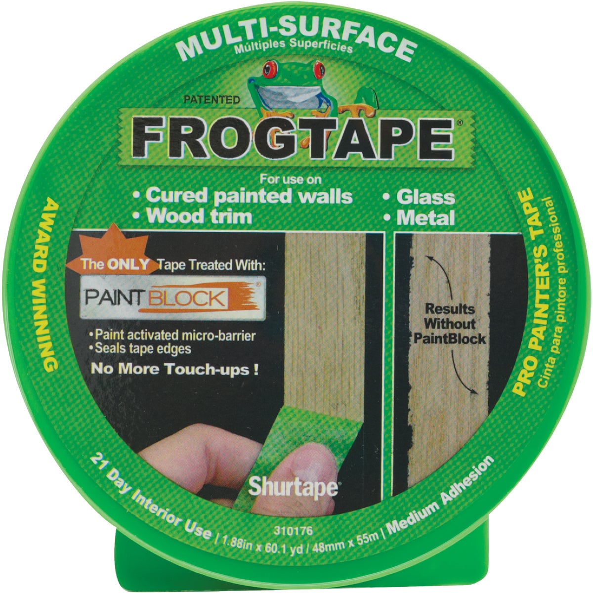 "1.88"" FROG TAPE - 1358464 by Shurtech"