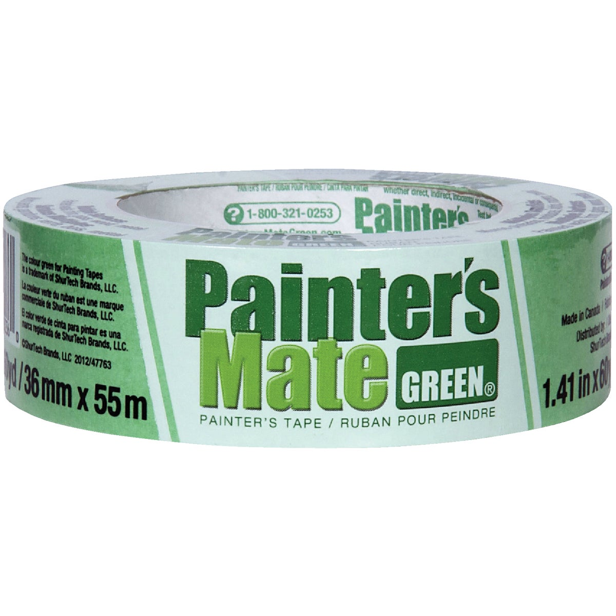 "1.41"" PAINTERS MATE TAPE - 667017 by Shurtech"