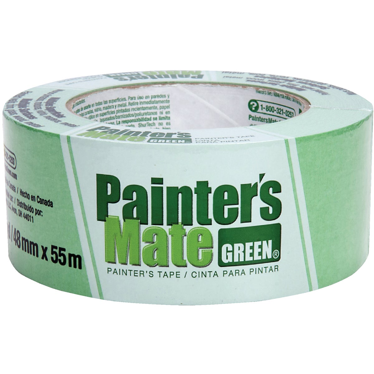 "1.88"" PAINTERS MATE TAPE - 667016 by Shurtech"