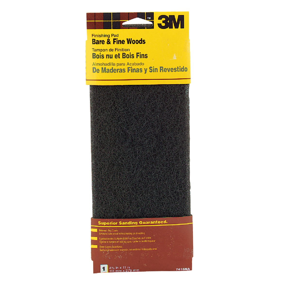 WOOD FINISHING PAD - 7415 by 3m Co