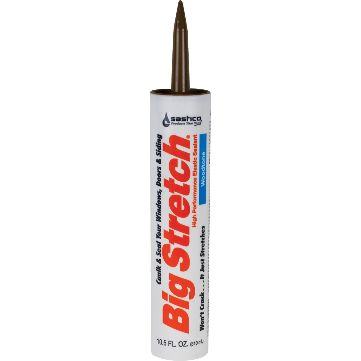WOODTONE ACRYLIC CAULK - 10018 by Sashco Sealants Inc