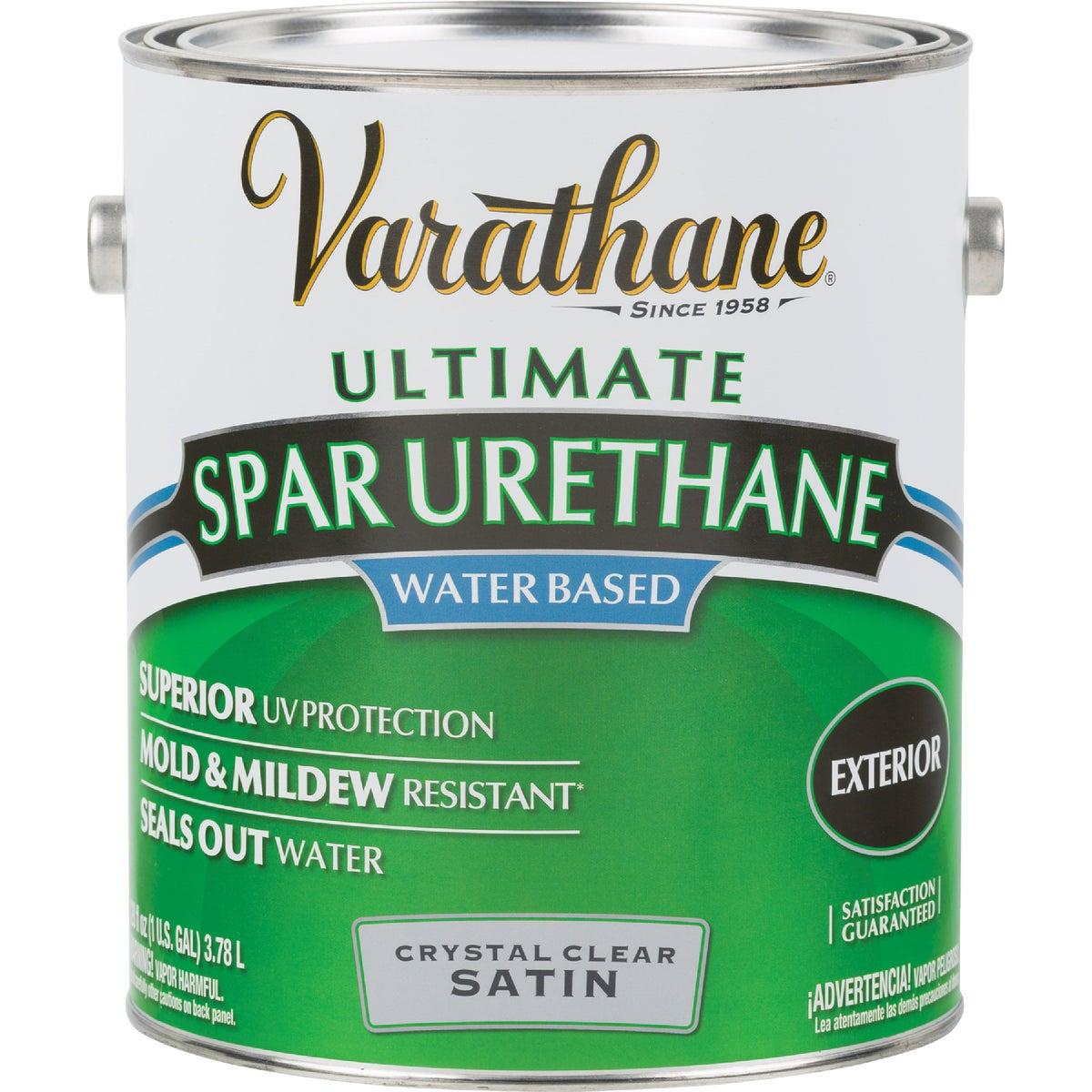 SAT W/B SPAR URETHANE - 250231 by Rustoleum