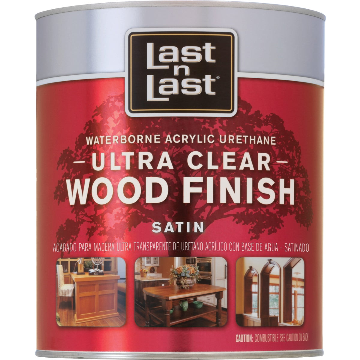 INT SATIN W/B URETHANE - 13104 by Absolute Coatings