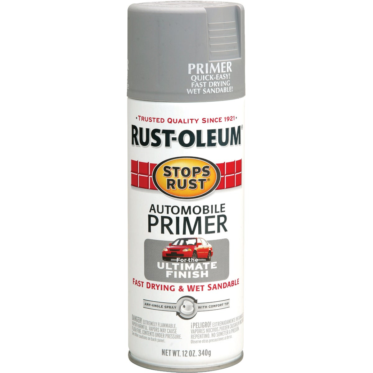 LT GRY AUTO SPRAY PRIMER - 2081-830 by Rustoleum