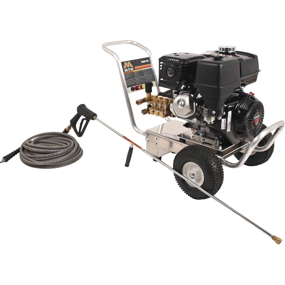 3500PSI PRESSURE WASHER - CA-3504-1MAH by Mi T M Corp