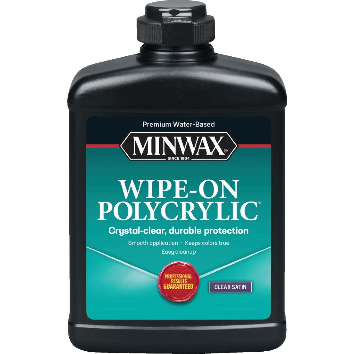 SAT WIPE-ON POLYURETHANE