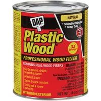 Dap 16OZ NATURL PLASTIC WOOD 21506
