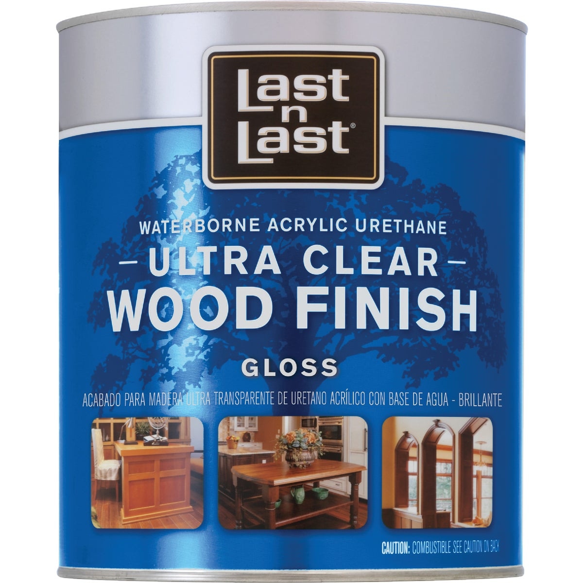 INT GLOSS W/B URETHANE - 13004 by Absolute Coatings