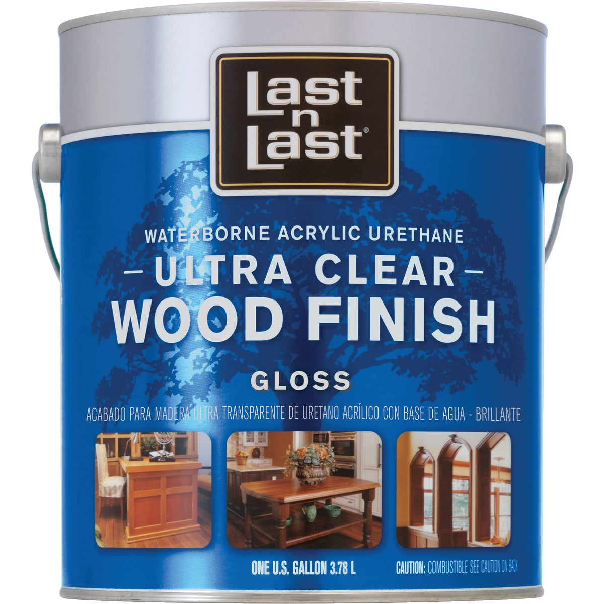 INT GLOSS W/B URETHANE - 13001 by Absolute Coatings