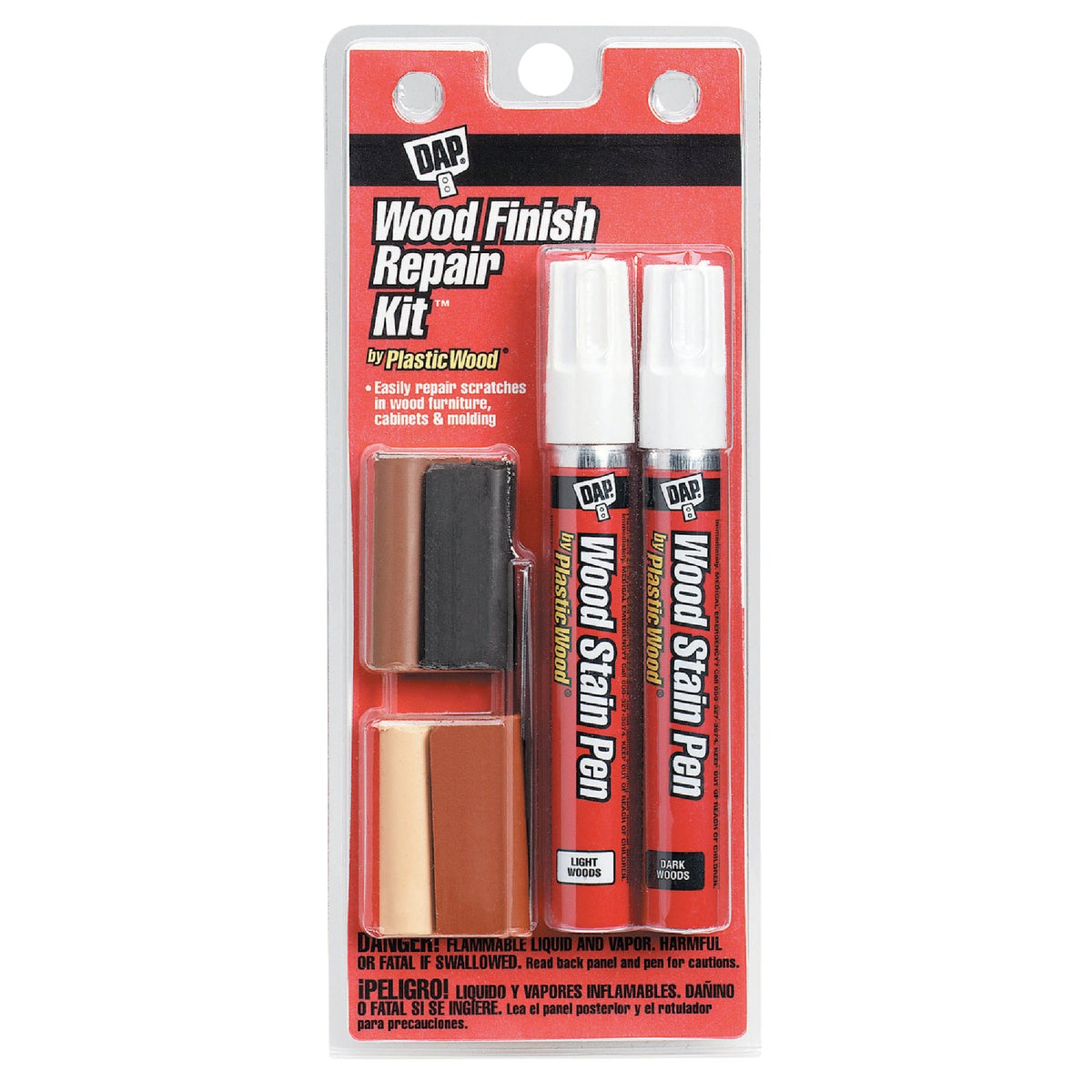 WOOD FINISH REPAIR KIT - 97500 by Dap Inc