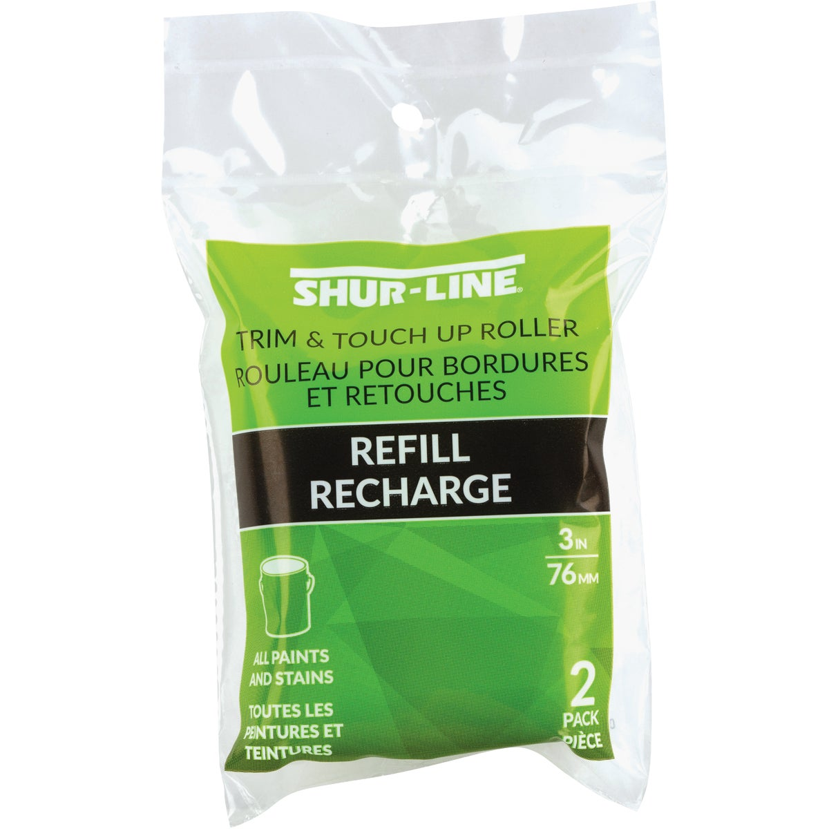 """2PK 3"""" REPLACE COVERS - 03100 by Shur Line"""