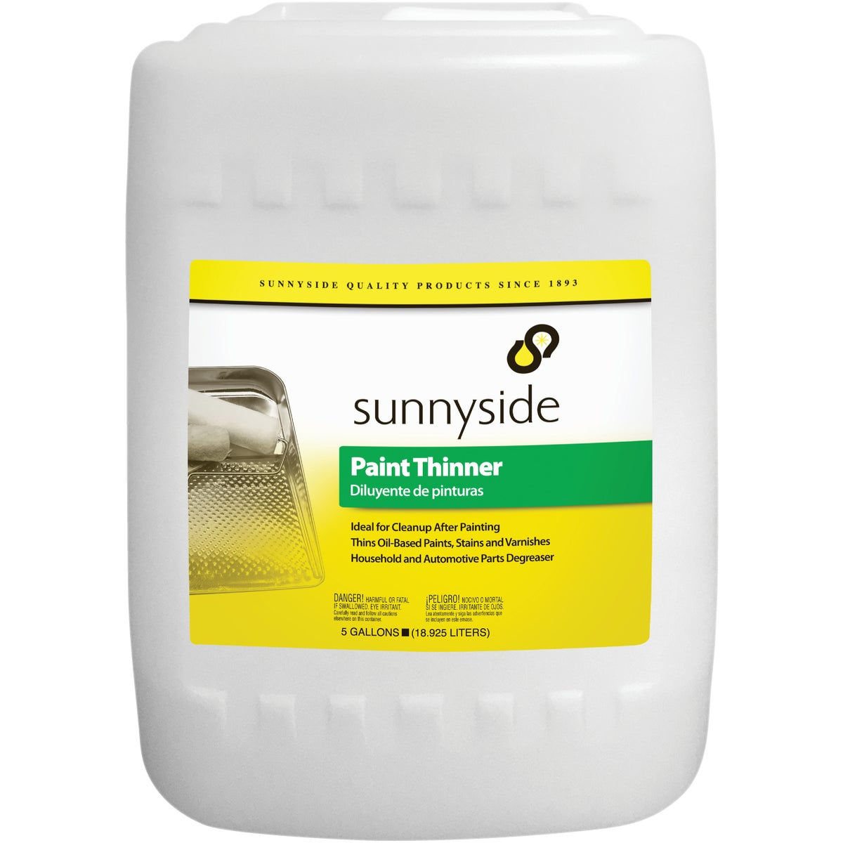 VOC 5GAL MINERAL SPIRITS - 301G5 by Sunnyside Corp