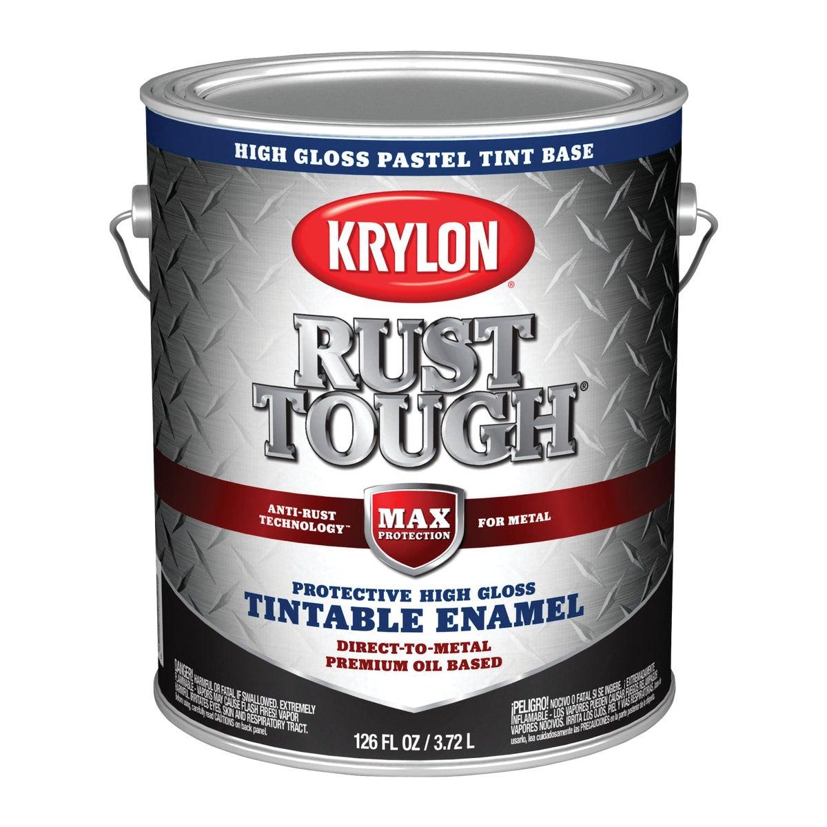 GLS PASTL BS RUST ENAMEL - 044.0021805.007 by Valspar Corp