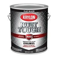 Valspar FLAT BLACK RUST ENAMEL 044.0021826.007