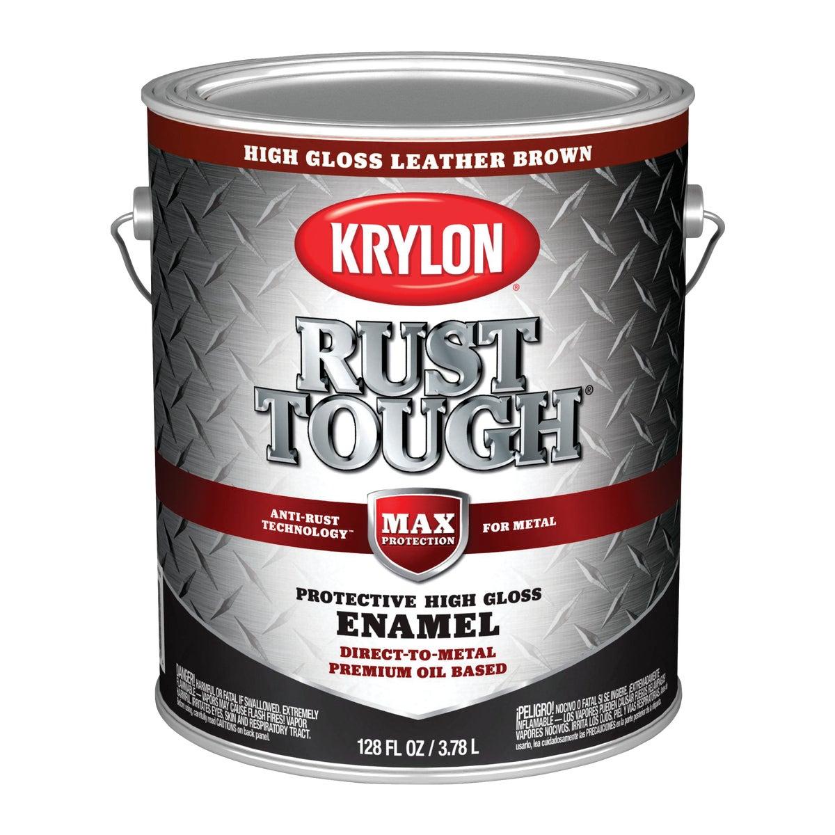 GLS BROWN RUST ENAMEL - 044.0021833.007 by Valspar Corp