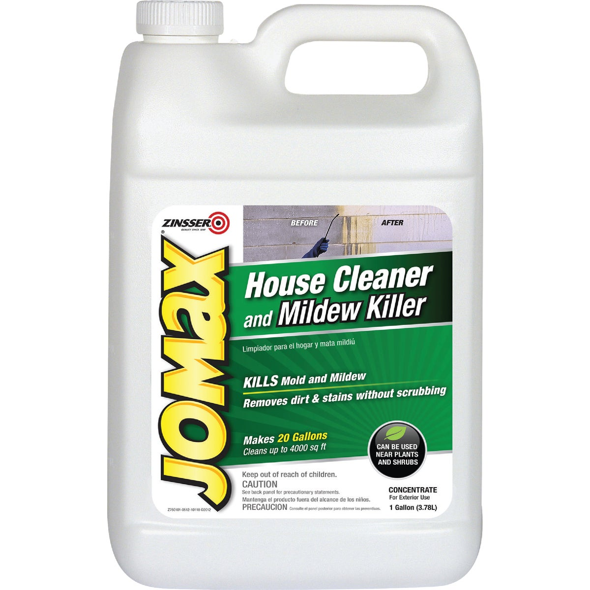 MILDEWCIDE HOUSE CLEANER - 60101 by Rustoleum