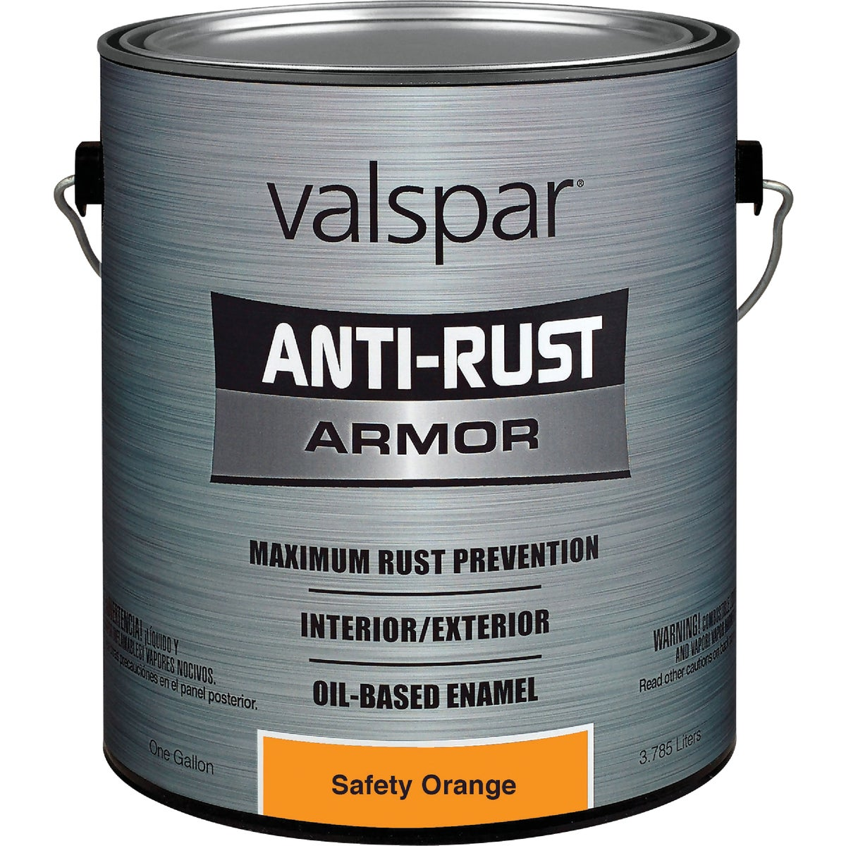SAFETY ORNG RUST ENAMEL - 044.0021837.007 by Valspar Corp