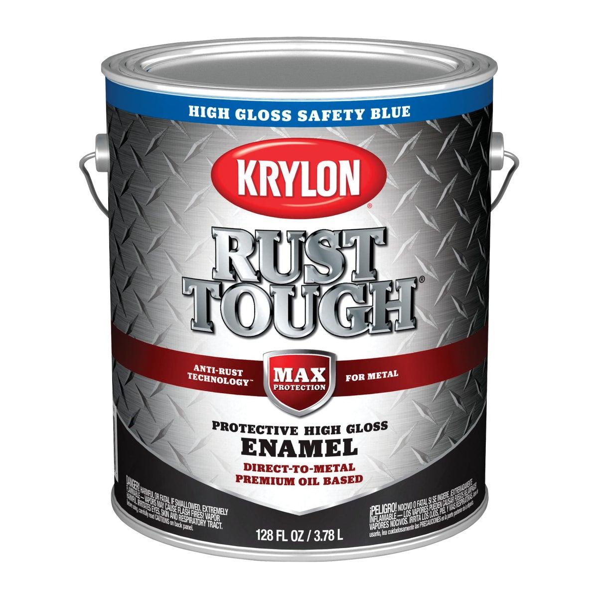 SAFETY BLUE RUST ENAMEL - 044.0021859.007 by Valspar Corp