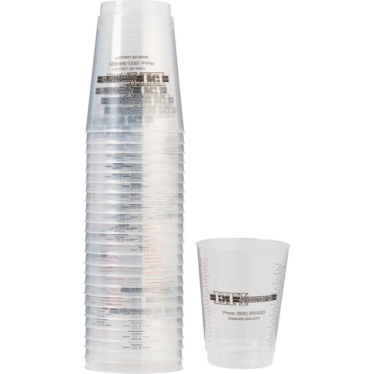Environmental Tech. 10OZ GRADUATED MIX CUP 1031