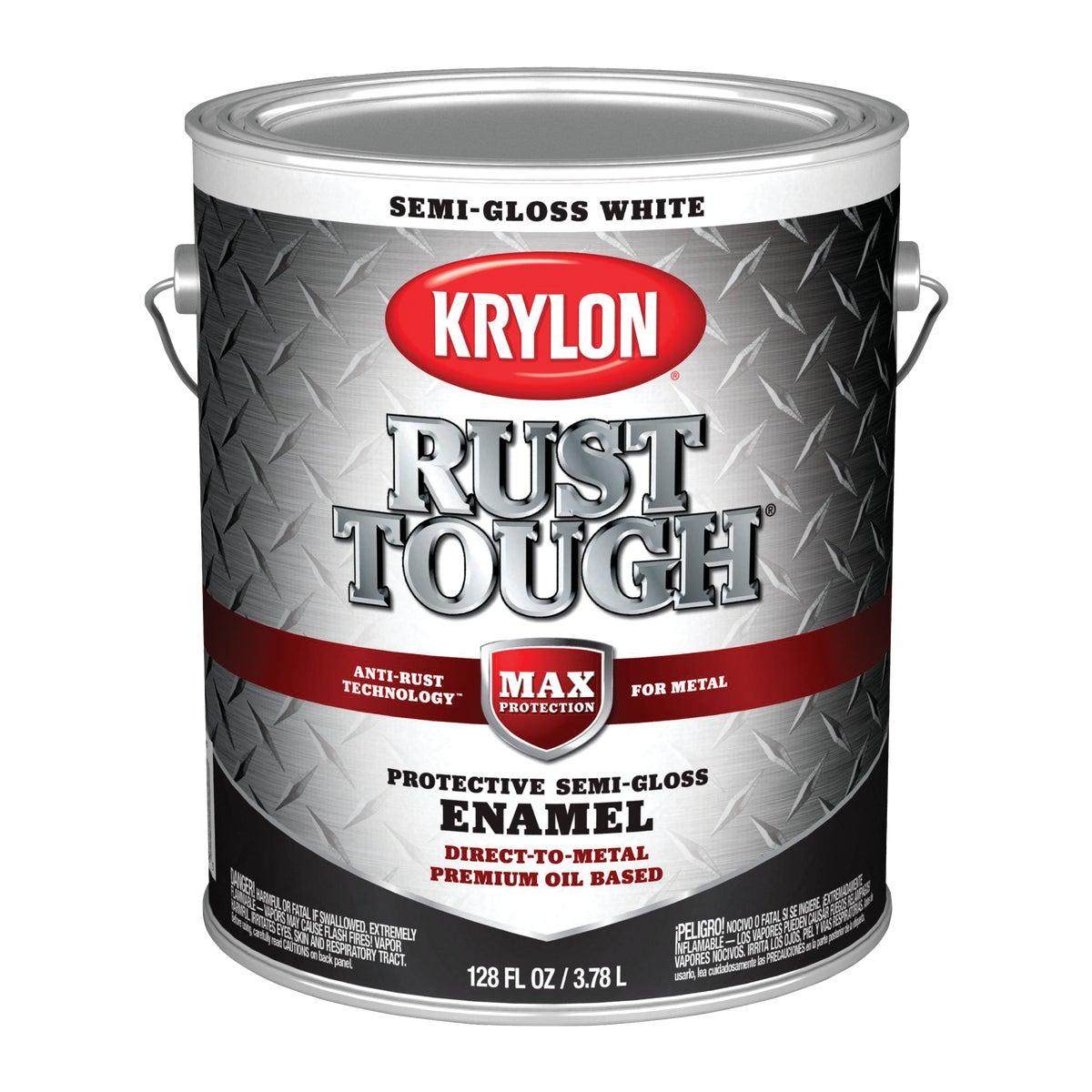 S/G WHITE RUST ENAMEL - 044.0021841.007 by Valspar Corp