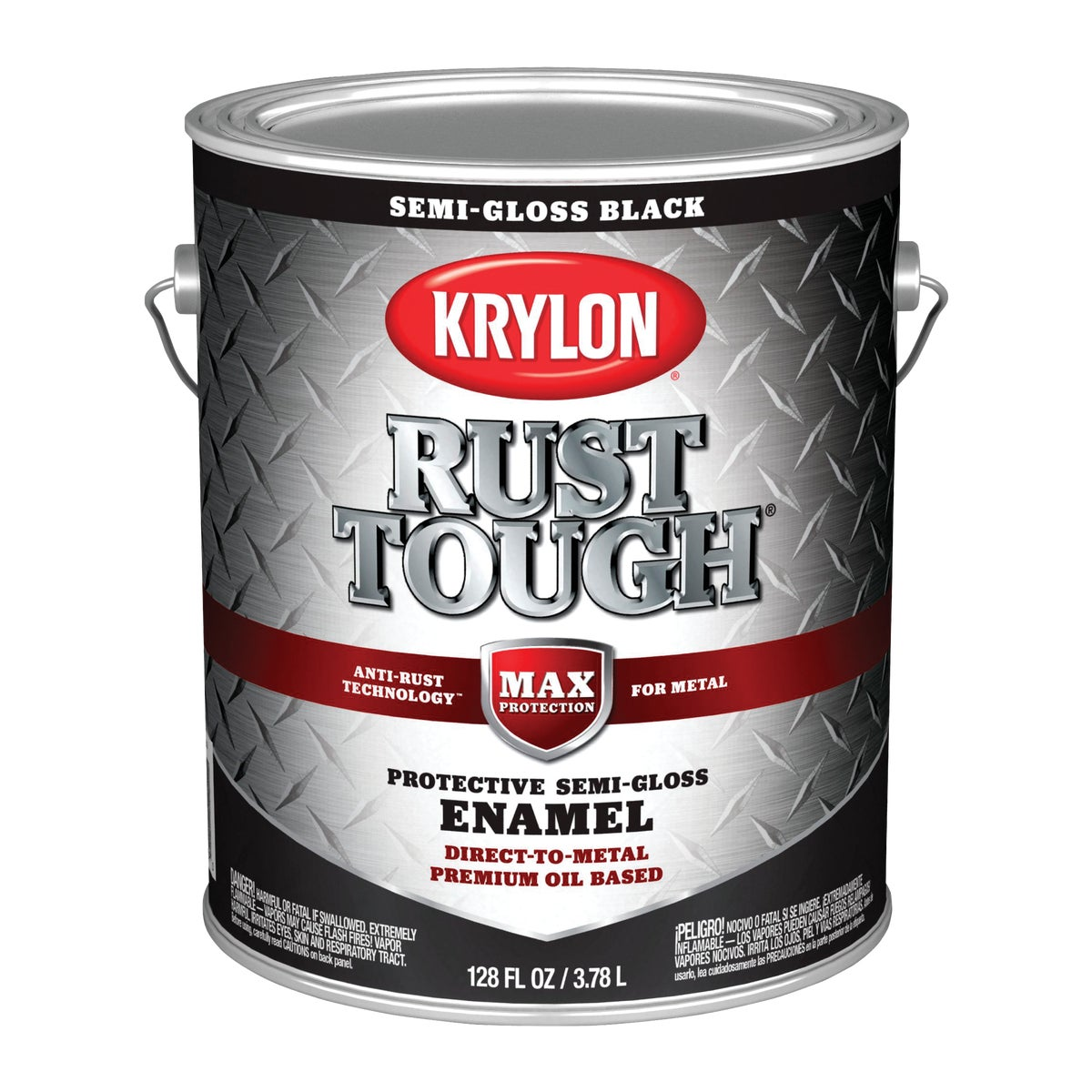 S/G BLACK RUST ENAMEL - 044.0021842.007 by Valspar Corp
