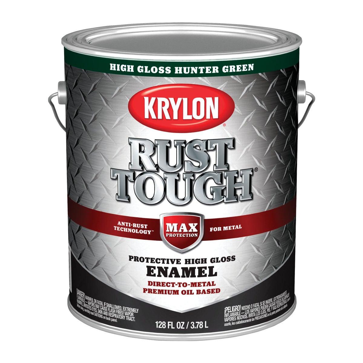 GLS HNTR GRN RUST ENAMEL - 044.0021844.007 by Valspar Corp