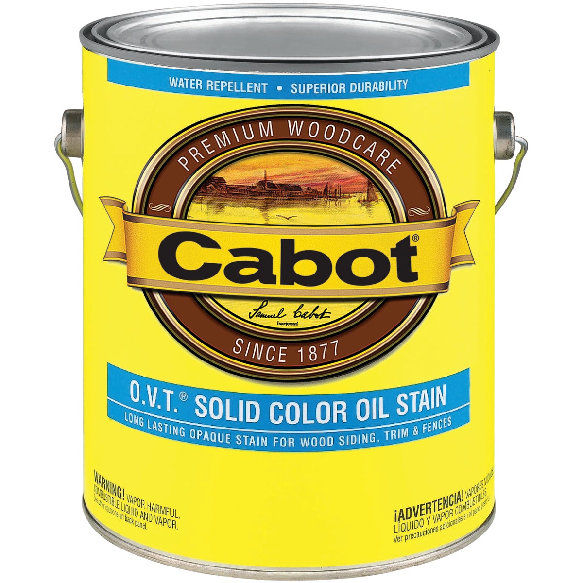 DEEP BS OVT SOLID STAIN - 140.0006507.007 by Valspar Corp
