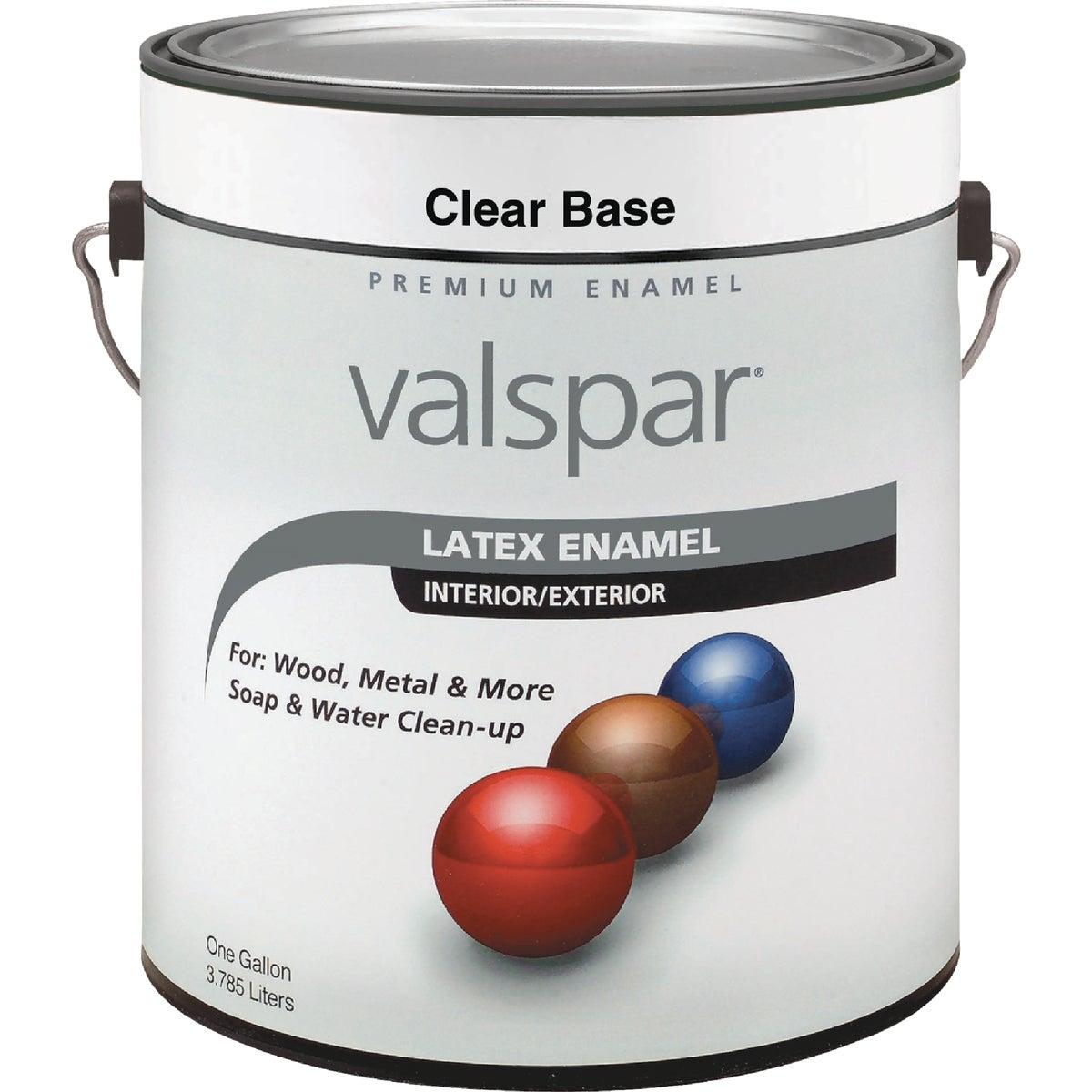GLS LTX CLR BASE ENAMEL - 410.0065103.007 by Valspar Corp