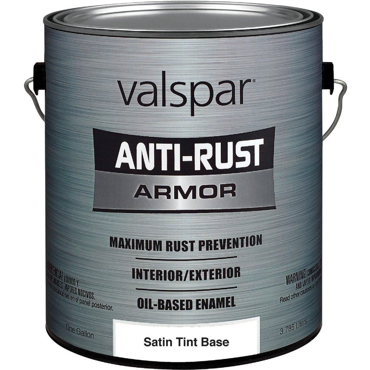 SAT TINT BS RUST ENAMEL - 044.0021882.007 by Valspar Corp