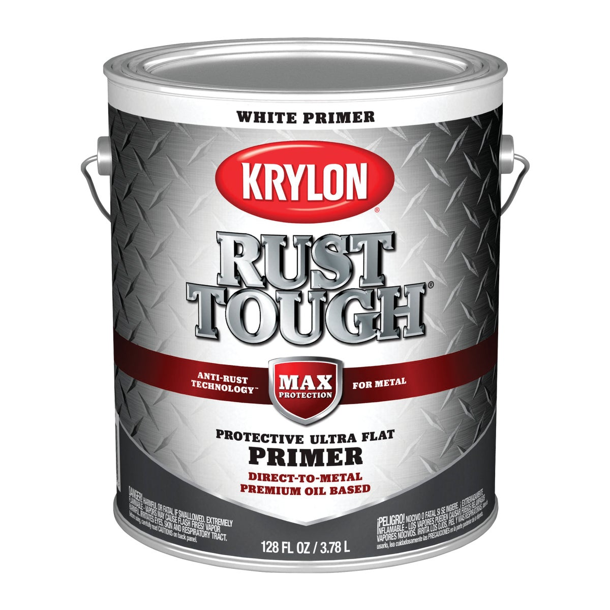 ALKYD WHITE RUST PRIMER - 044.0021852.007 by Valspar Corp