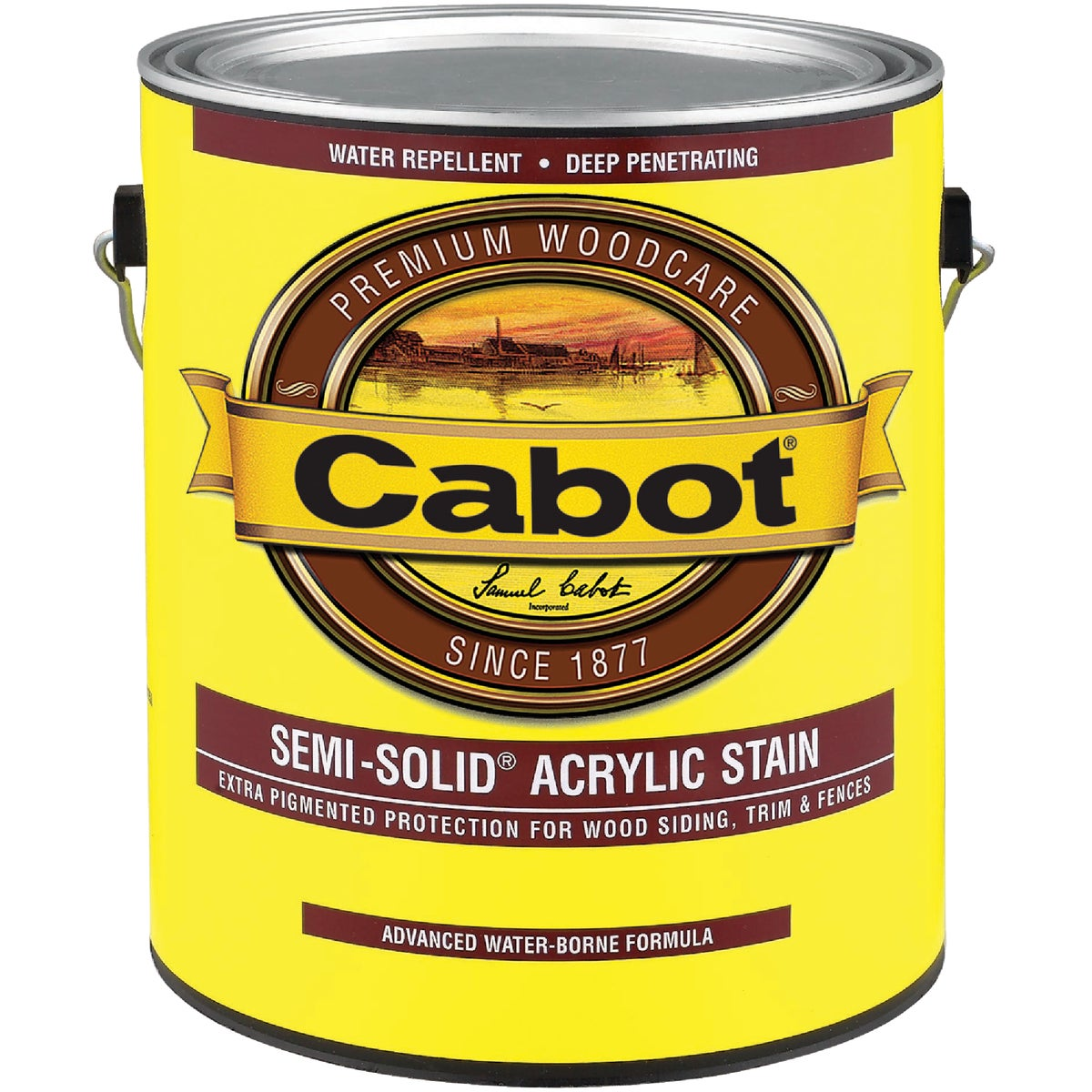 NEUT BS SEMI-SOLID STAIN - 140.0001106.007 by Valspar Corp