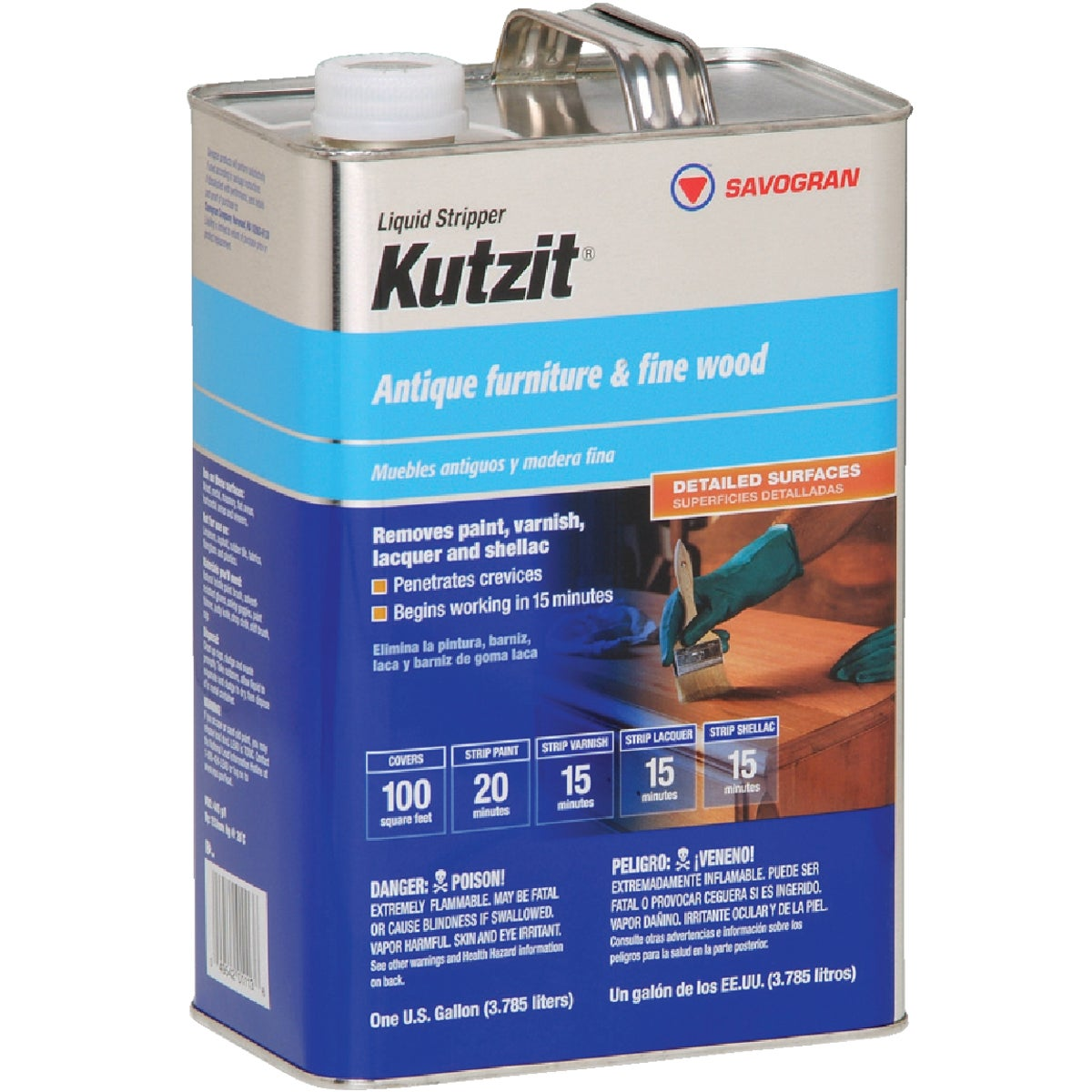 GAL KUTZIT REMOVER - 1113 by Savogran Company