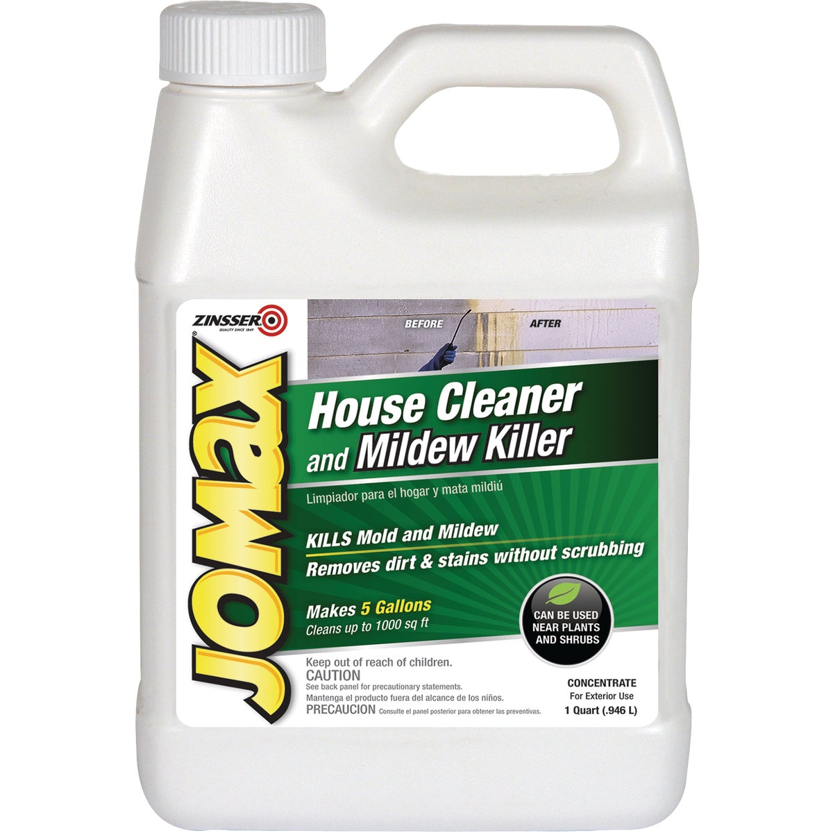 MILDEWCIDE HOUSE CLEANER - 60104 by Rustoleum