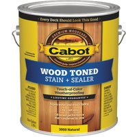Cabot Alkyd/Oil Base Wood Toned Deck & Siding Stain, 140.0003000.007