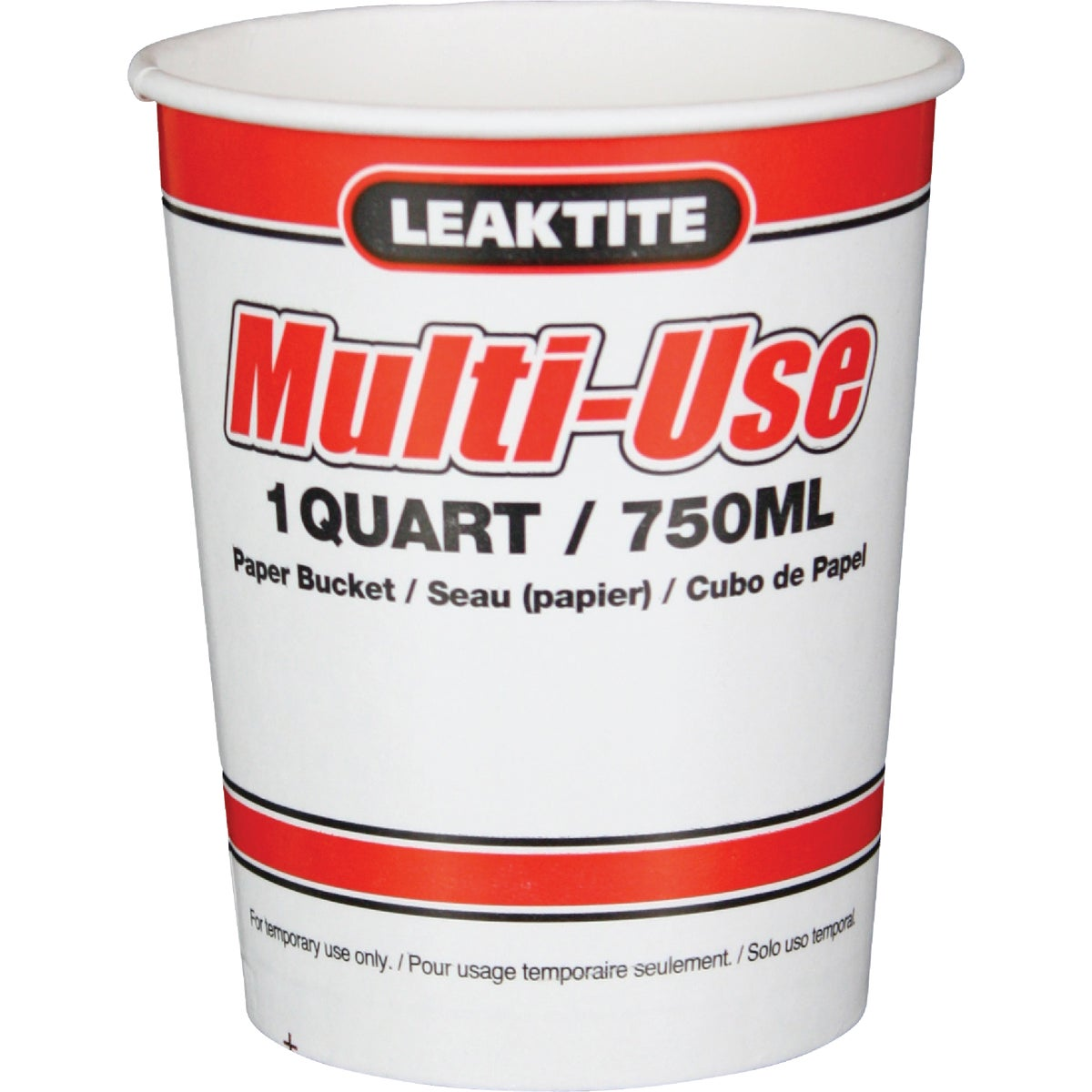 1.5QT PAPER PAINT POT