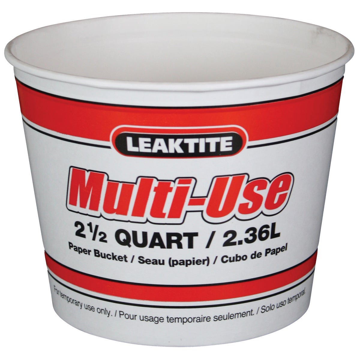 2.5QT PAPER PAINT POT
