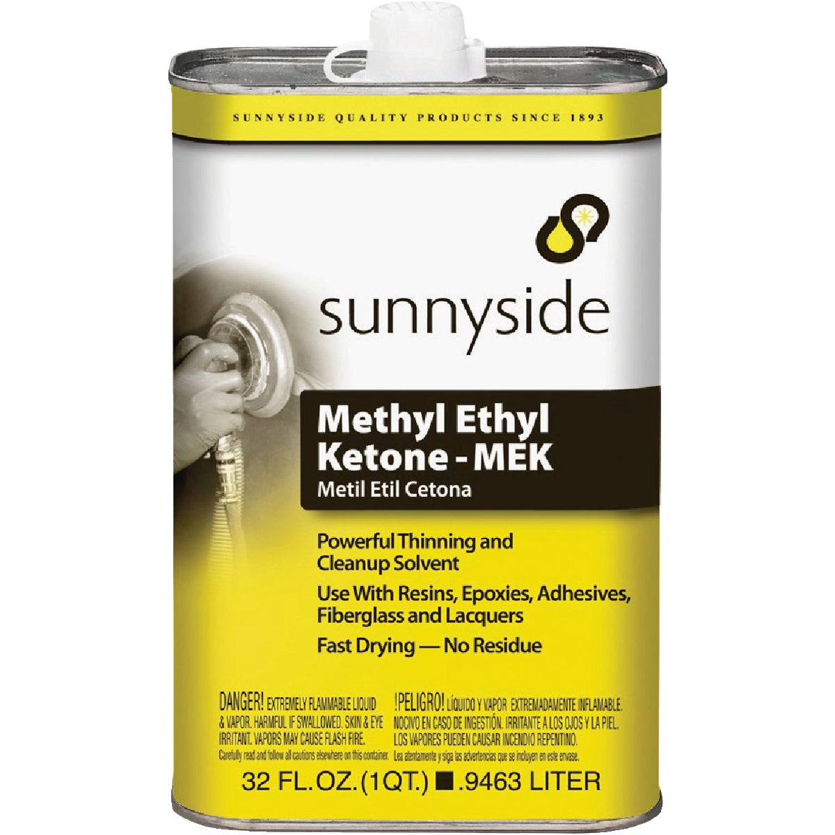 METHYL ETHYL KETONE - 84732 by Sunnyside Corp