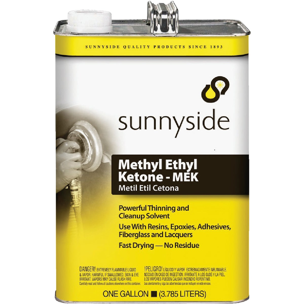METHYL ETHYL KETONE - 847G1 by Sunnyside Corp