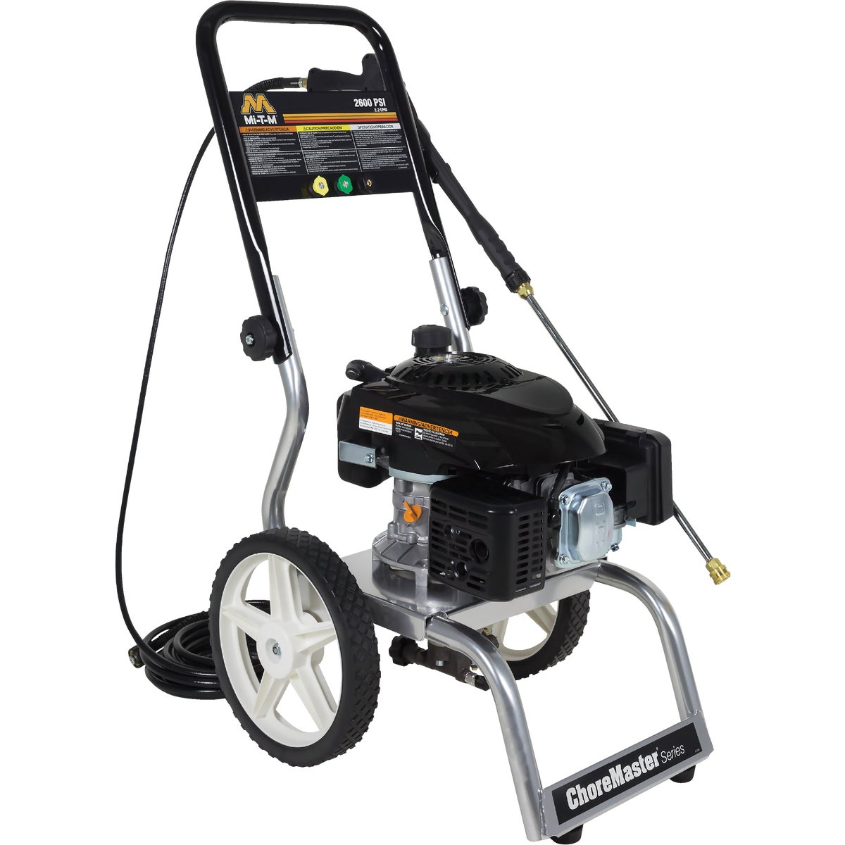 2400PSI PRESSURE WASHER - CV-2400-0MMC by Mi T M Corp