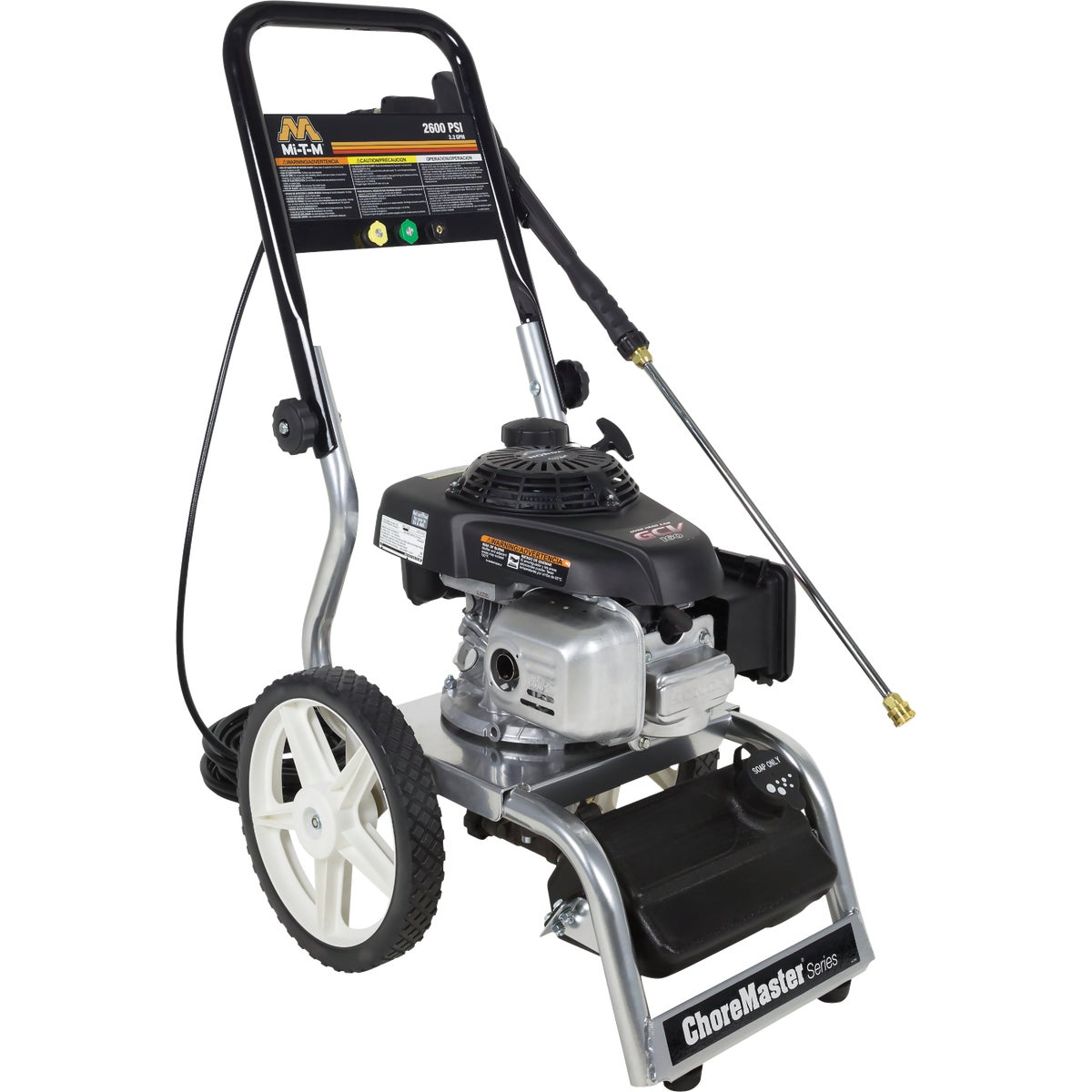 2600PSI PRESSURE WASHER - CV-2600-0MSC by Mi T M Corp