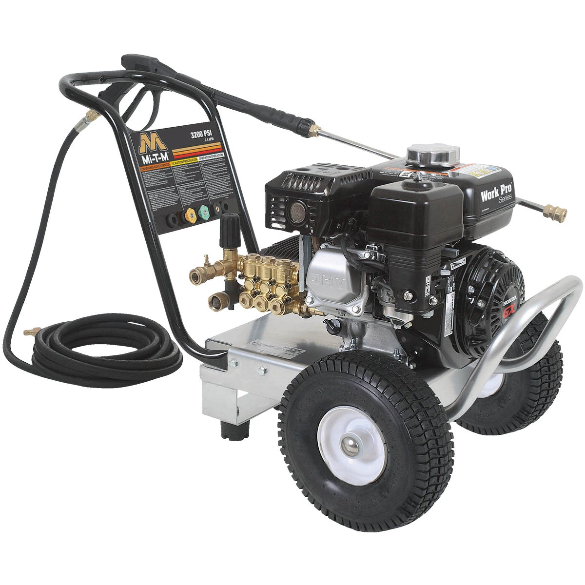 3000PSI PRESSURE WASHER - WP-3000-4MHB by Mi T M Corp