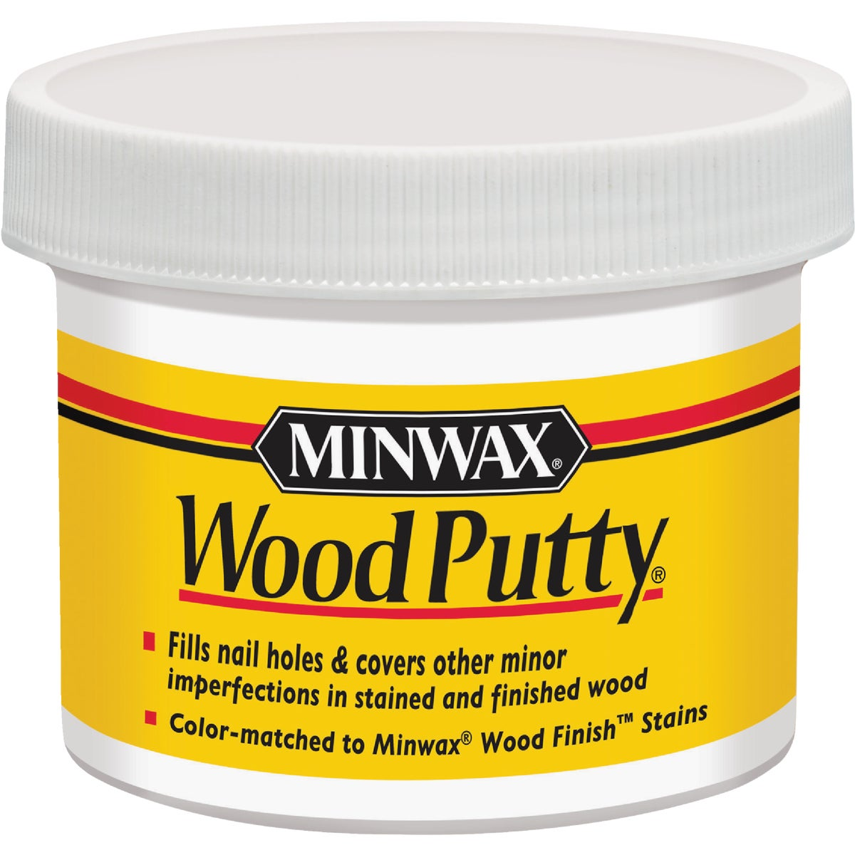 WHITE WOOD PUTTY - 13616 by Minwax Company
