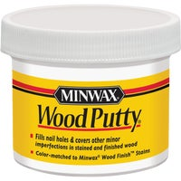 Minwax WHITE WOOD PUTTY 13616