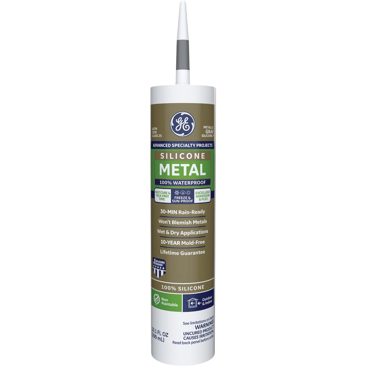GRAY SILICONE SEALANT - GE5050 by Momentive Performanc