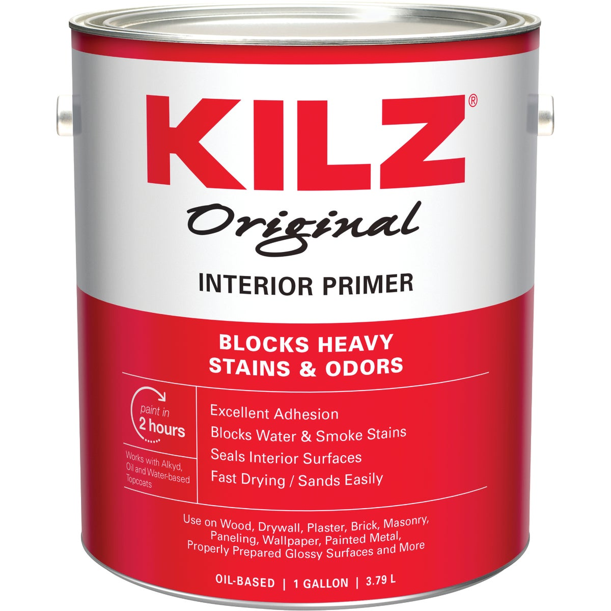 LOW VOC KILZ PRIMER - 10036 by Masterchem