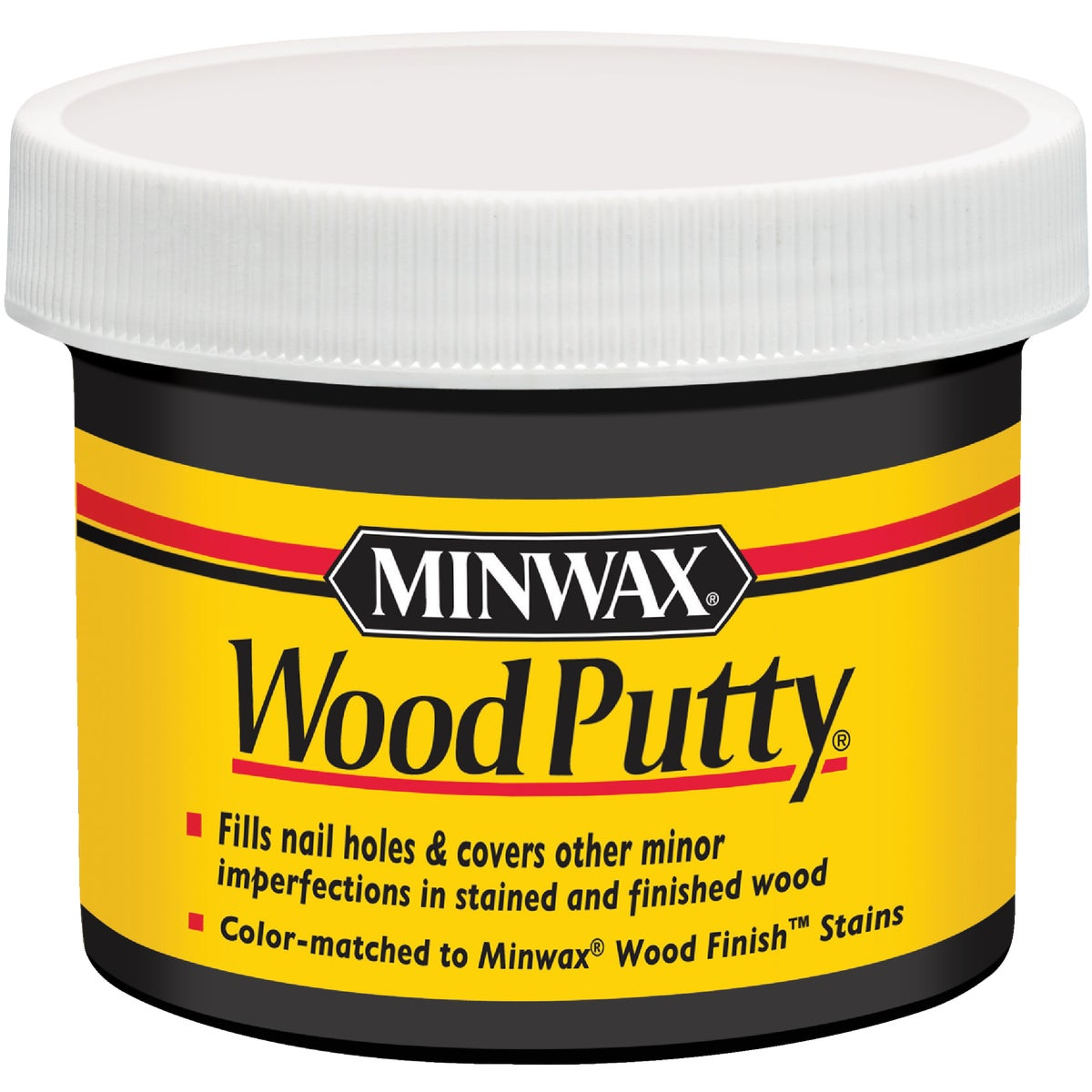 EBONY WOOD PUTTY