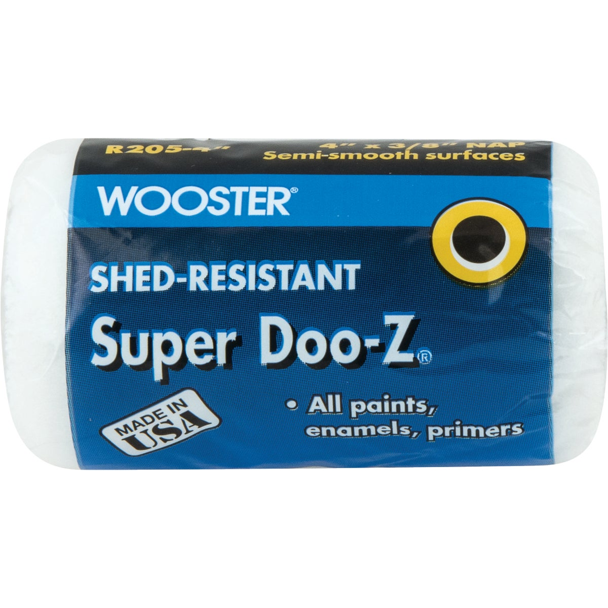 4X3/8 ROLLER COVER - R205-4 by Wooster Brush Co