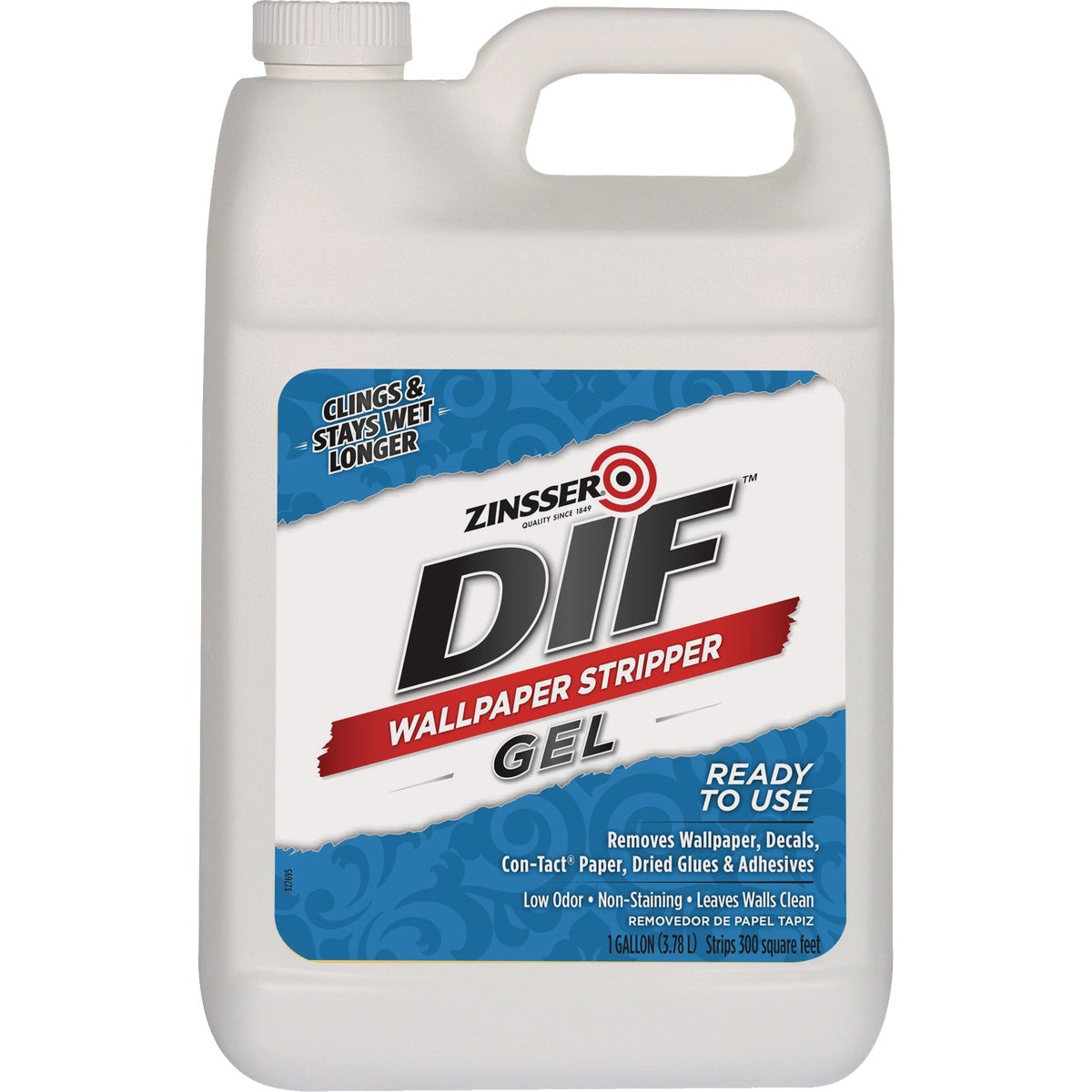 GEL WALLPAPER REMOVER